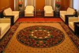 酒店会议室地毯效果图