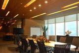 最新公司会议室布置效果图