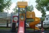 幼儿园滑滑梯效果图集