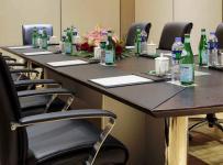 高檔的鉑爾曼酒店會議室設計裝修效果圖