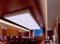 新時代迎賓館會議室裝修圖片 - 任強作品效果圖