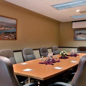 公司会议室室内设计效果图欣赏效果图