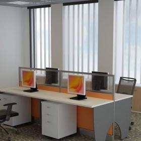 公司會議室裝飾效果圖