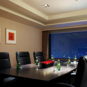 小型会议室效果图
