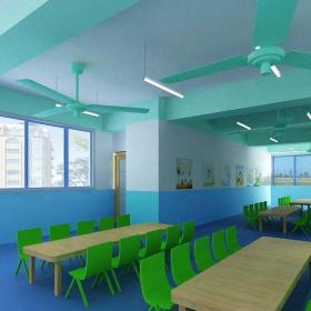 餐厅幼儿园教室装修餐厅图效果图