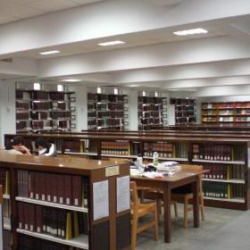 同济大学图书馆效果图