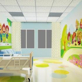 幼儿园卡通壁画效果图