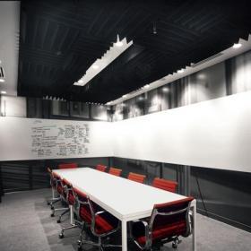 公司會議室圖片效果圖