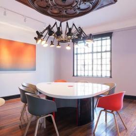 別墅辦公室會議室裝修設計裝修效果圖