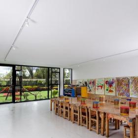 幼兒園室內環境布置設計圖片效果圖