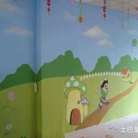 幼兒園手繪墻畫設計效果圖