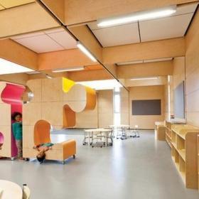 幼兒園建筑設計室內房間布置圖片效果圖