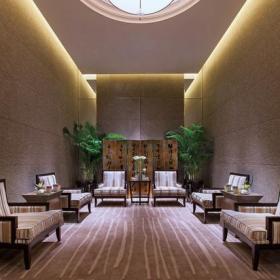 酒店酒店會議室裝修效果圖