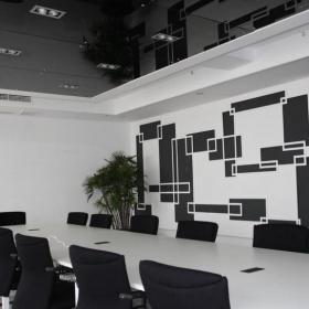 公司會議室室內裝飾效果圖片效果圖