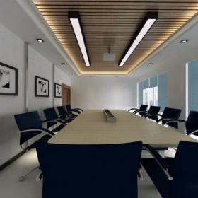 简约风格会议室装修效果图简约风格会议室图片