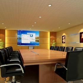 公司会议室设计室内装饰效果图