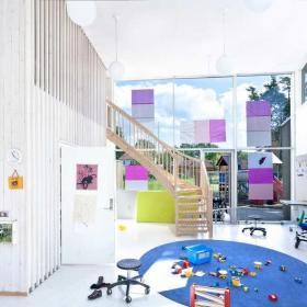 幼兒園環境布置與設計圖推薦大全效果圖欣賞