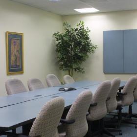 公司小型會議室效果圖