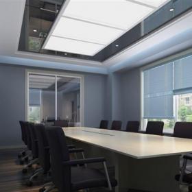 公司會議室效果圖