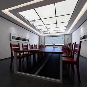 和平度假農莊會議室裝修效果圖
