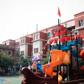幼兒園建筑設計樓房圖片效果圖