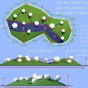 中國青少年發展服務中心實驗幼兒園方案裝修效果圖