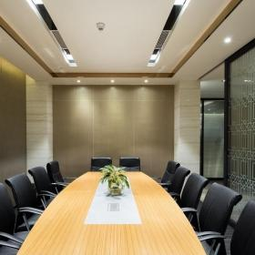 辦公室會議室設計裝修效果圖