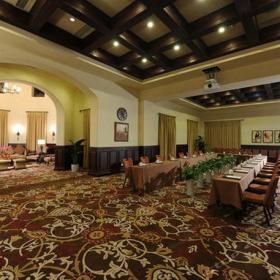 東南亞風格會議室裝修圖片東南亞風格辦公椅圖片效果圖欣賞