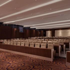 酒店30平米多媒體會議室效果圖