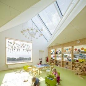 幼兒園教室窗戶裝飾效果圖