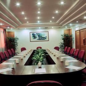 酒店会议室室内装饰效果图
