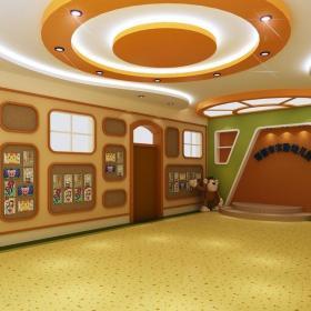 幼兒園大門環境布置圖片效果圖