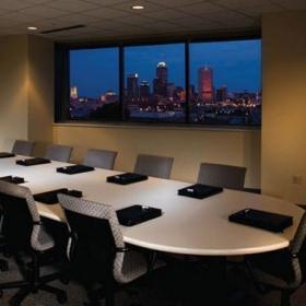 公司會議室室內圖片效果圖