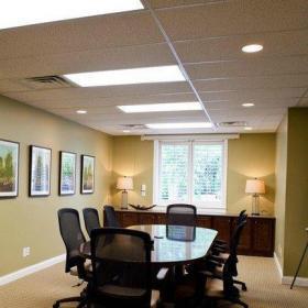 小會議室吊頂效果圖