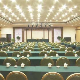 東方大酒店會議室效果圖