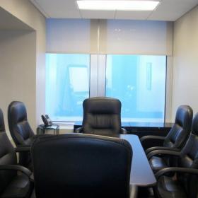 小型辦公室會議室圖片效果圖