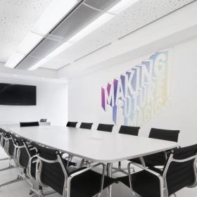 簡約公司會議室圖片效果圖
