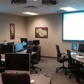 公司多媒體會議室圖片效果圖