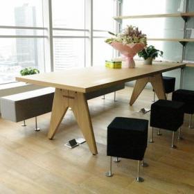 简洁会议室效果图大全