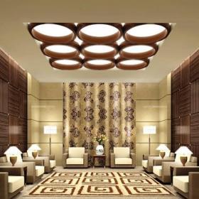 賓館會議室裝修設計效果圖