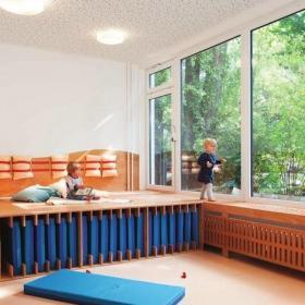 高檔幼兒園環境布置兒童房間圖片效果圖