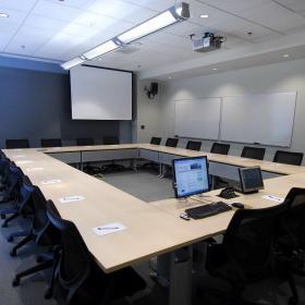 公司多功能會議室效果圖