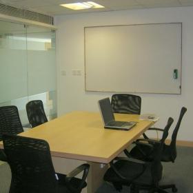 公司小会议室设计图片欣赏效果图