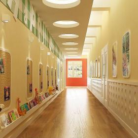 照片墻幼兒園主題墻布置圖效果圖欣賞