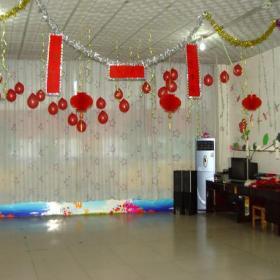 吊饰布置环境布置工装墙面装饰幼儿园吊饰布置幼儿园装饰图片装修效果图