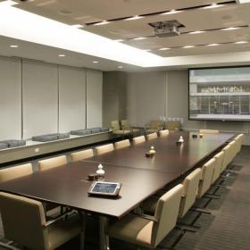 辦公室會議室設計效果圖片效果圖