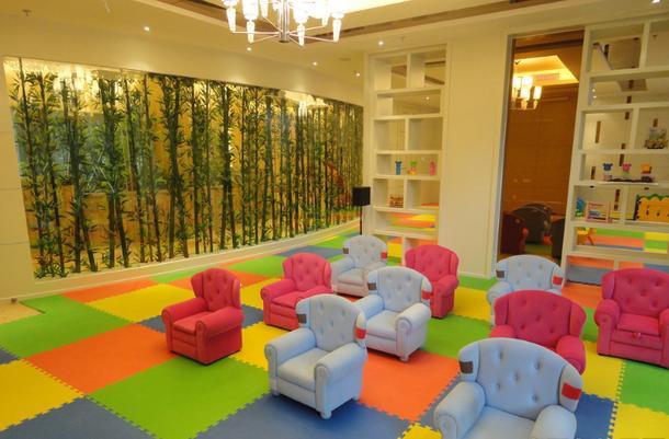 幼儿园教室环境布置效果图图片