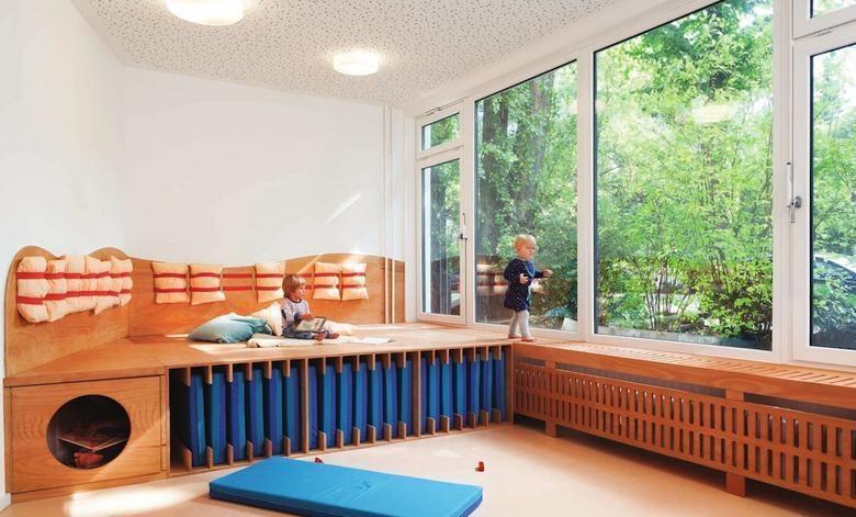 高档幼儿园环境布置儿童房间图片效果图 维客网装修效果图图片