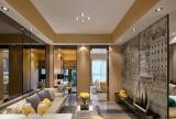 現代家居小面積客廳圖片欣賞效果圖