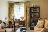 欧式风格家具2层别墅客厅简洁品牌贵妃沙发图片效果图